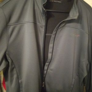 Greg Norman *New* grey Mens Jacket zip up